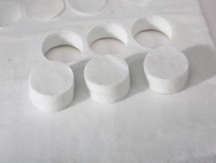 石棉纤维材料