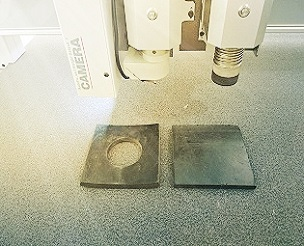 高密度橡胶板切割